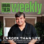 Michael Wallis Urban Tulsa Cover